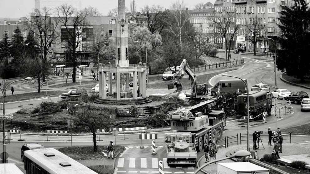 Plotki z placu Hitlera