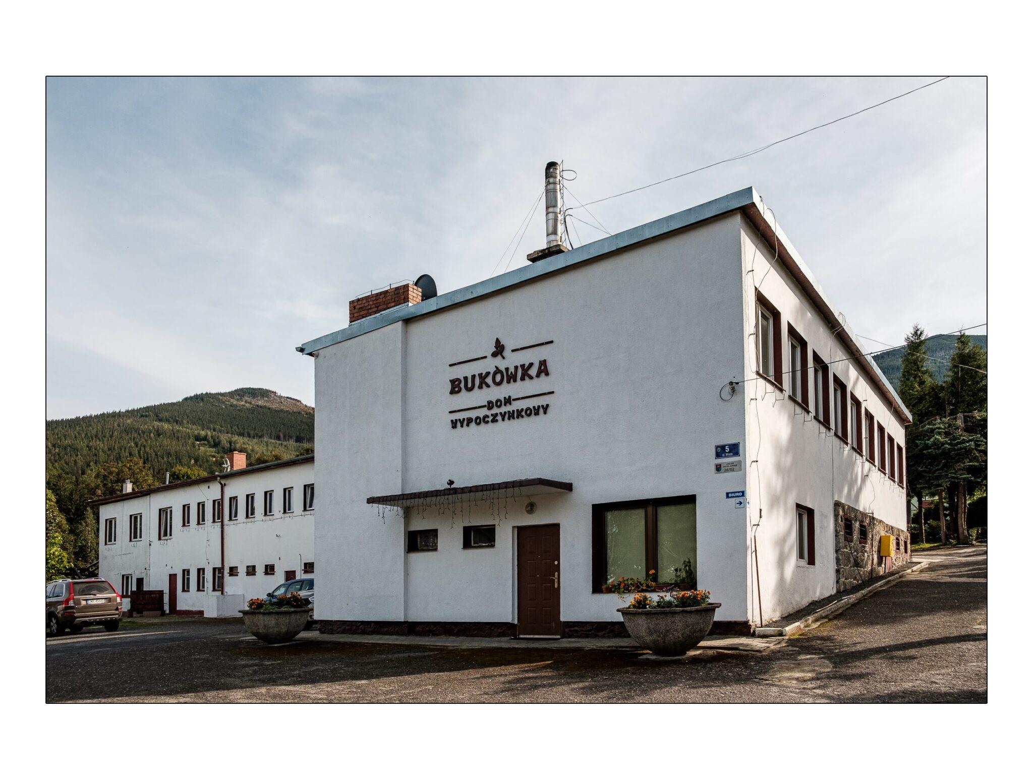 Dom Wczasowy Bukówka