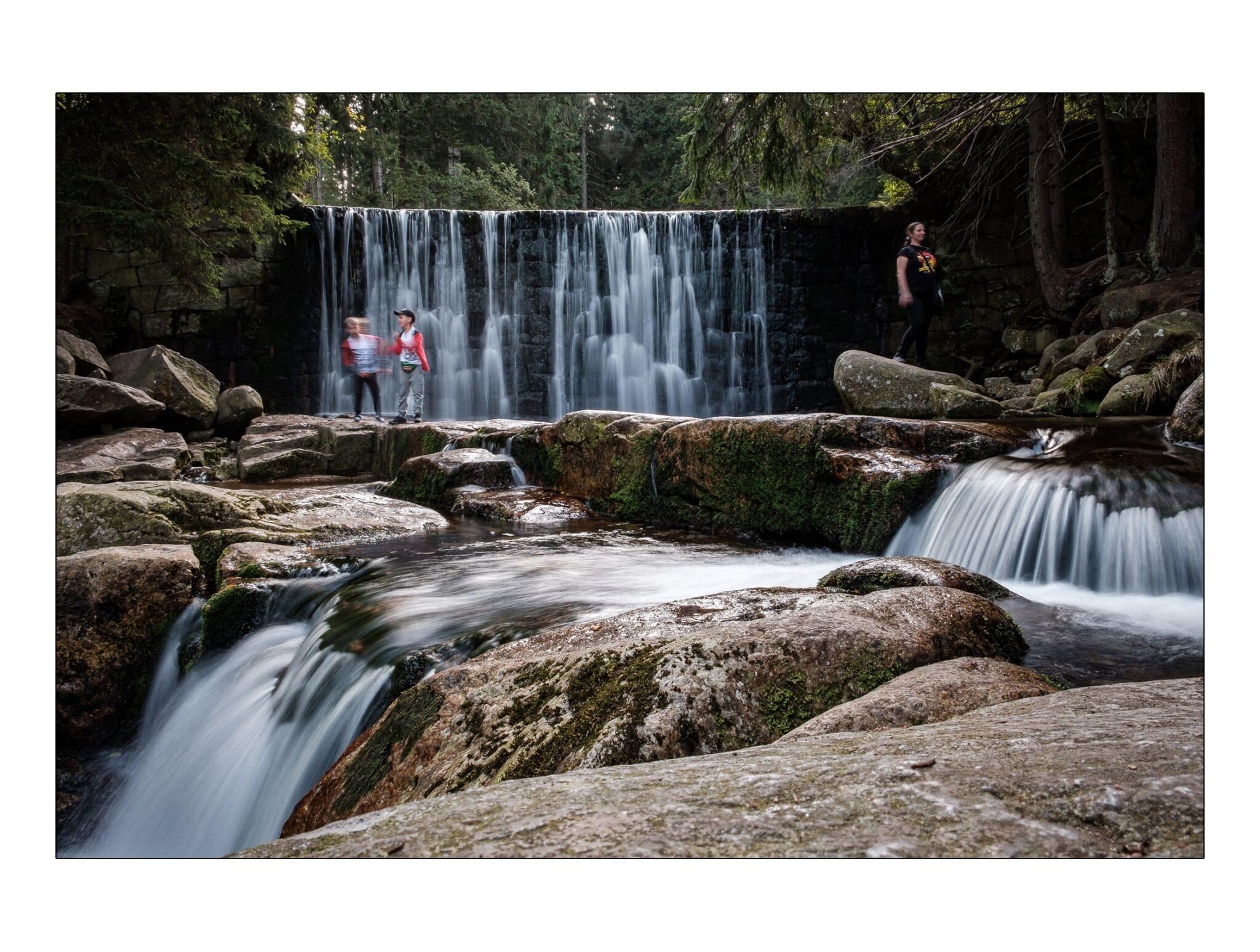 Dziki Wodospad w Karpaczu