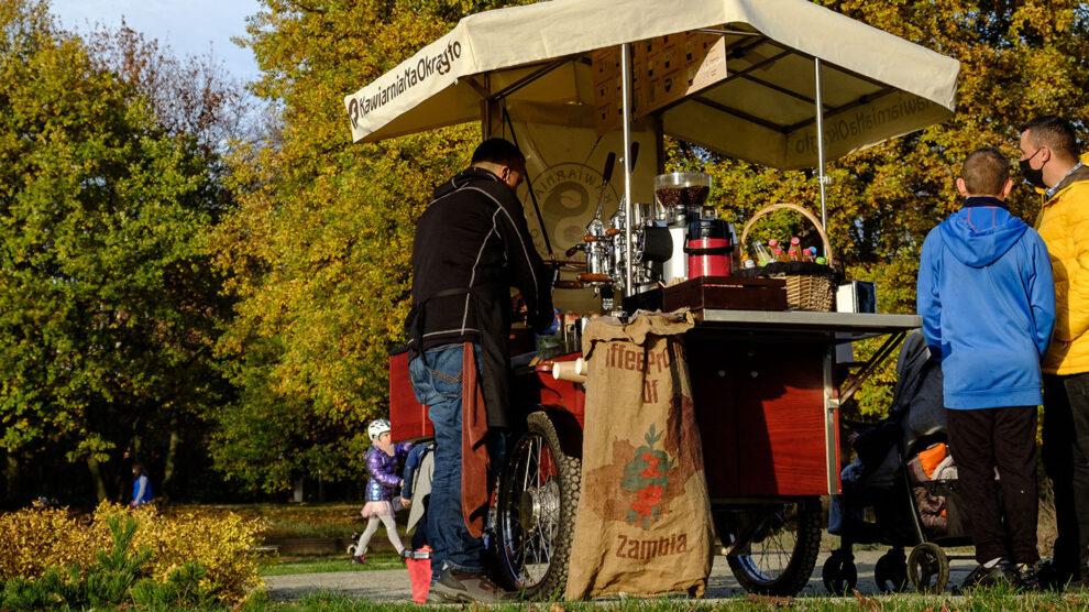 Kawiarnia Na Okrągło ma roczek